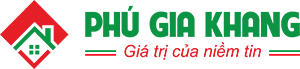 Logo phú gia khang