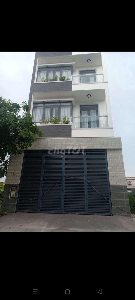 Bán nhà hẻm 8m Phan Sào Nam, P.11, Tân Bình; 4 x 19m, 3 lầu mới, giá 11 tỷ
