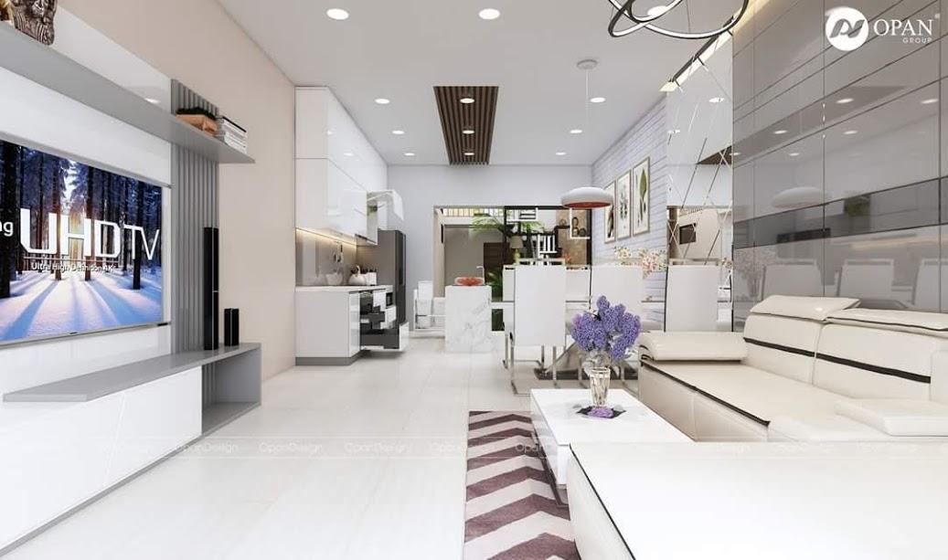 Bán nhà mặt tiền Ca Văn Thỉnh, P.11, Tân Bình; vị trí đẹp; 8 x 32m, 3 lầu đẹp; giá tốt chỉ 28 tỷ