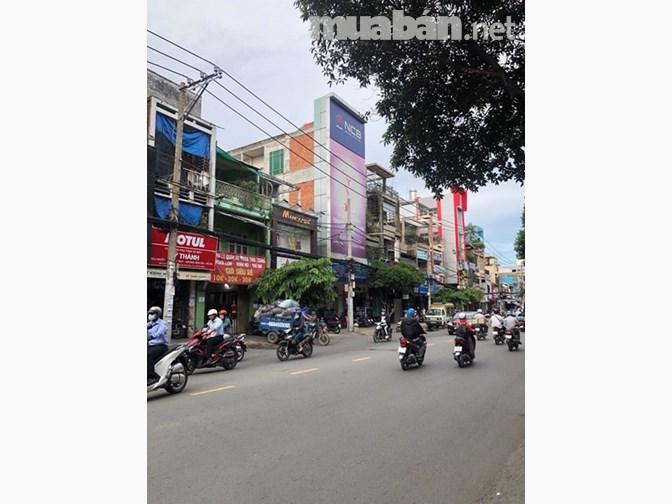 Bán nhà MT Trần Hưng Đạo, P.Tân Thành, Tân Phú, 4 x 19m, 3 lầu, vị trí đẹp, giá chỉ 12.5 tỷ
