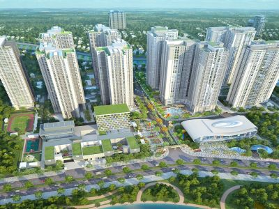 Thị trường bất động sản đón nhận loạt căn hộ diện tích lớn được chào bán